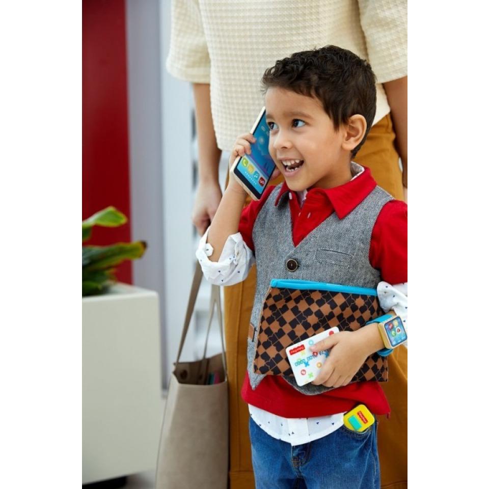 Obrázek 2 produktu Fisher Price Příruční taštička pro malé podnikatele, Mattel GGT58