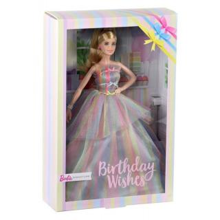 Obrázek 2 produktu Barbie Sběratelská Narozeninová Barbie, Mattel GHT42