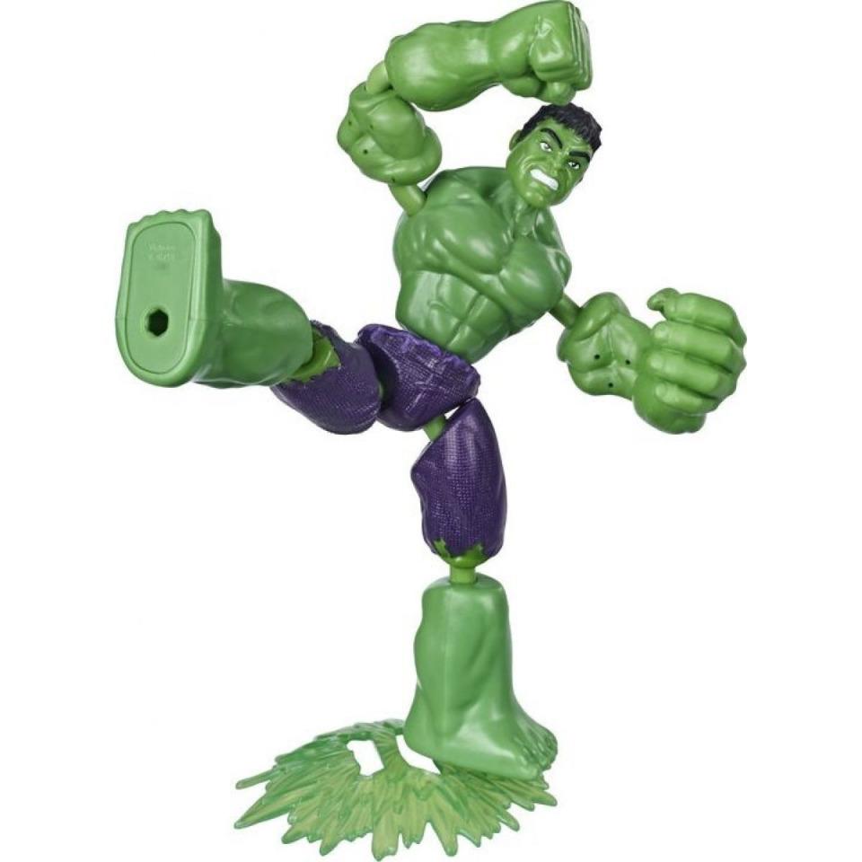Obrázek 1 produktu Avengers figurka Bend and Flex HULK, Hasbro E7871