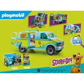 Obrázek 3 produktu Playmobil 70286 SCOOBY-DOO! Mystery machine