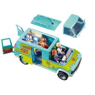Obrázek 4 produktu Playmobil 70286 SCOOBY-DOO! Mystery machine