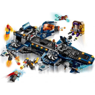 Obrázek 4 produktu LEGO Super Heroes 76153 Helicarrier Avengerů