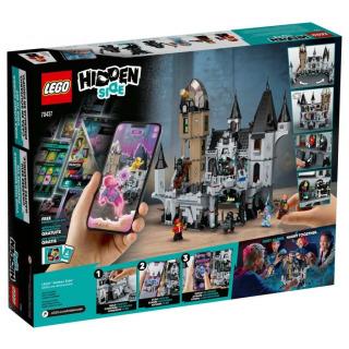 Obrázek 2 produktu LEGO Hidden Side 70437 Tajemný hrad