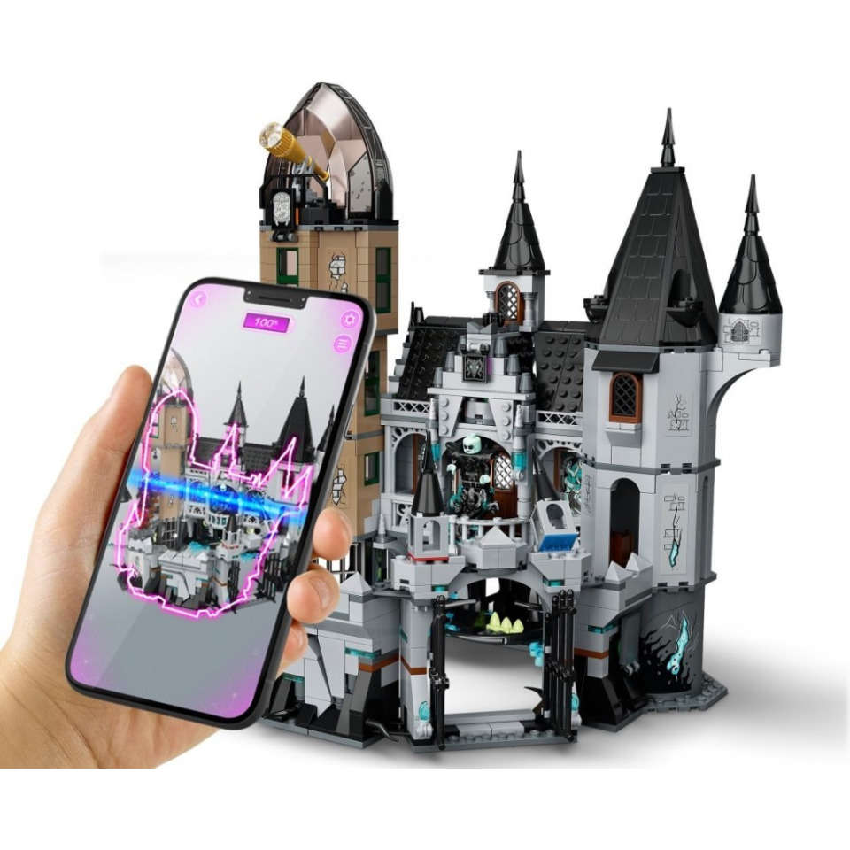 Obrázek 3 produktu LEGO Hidden Side 70437 Tajemný hrad