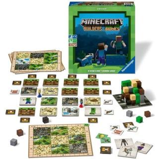 Obrázek 2 produktu Ravensburger 26867 Hra Minecraft
