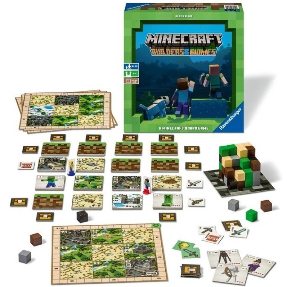Obrázek 1 produktu Ravensburger 26867 Hra Minecraft