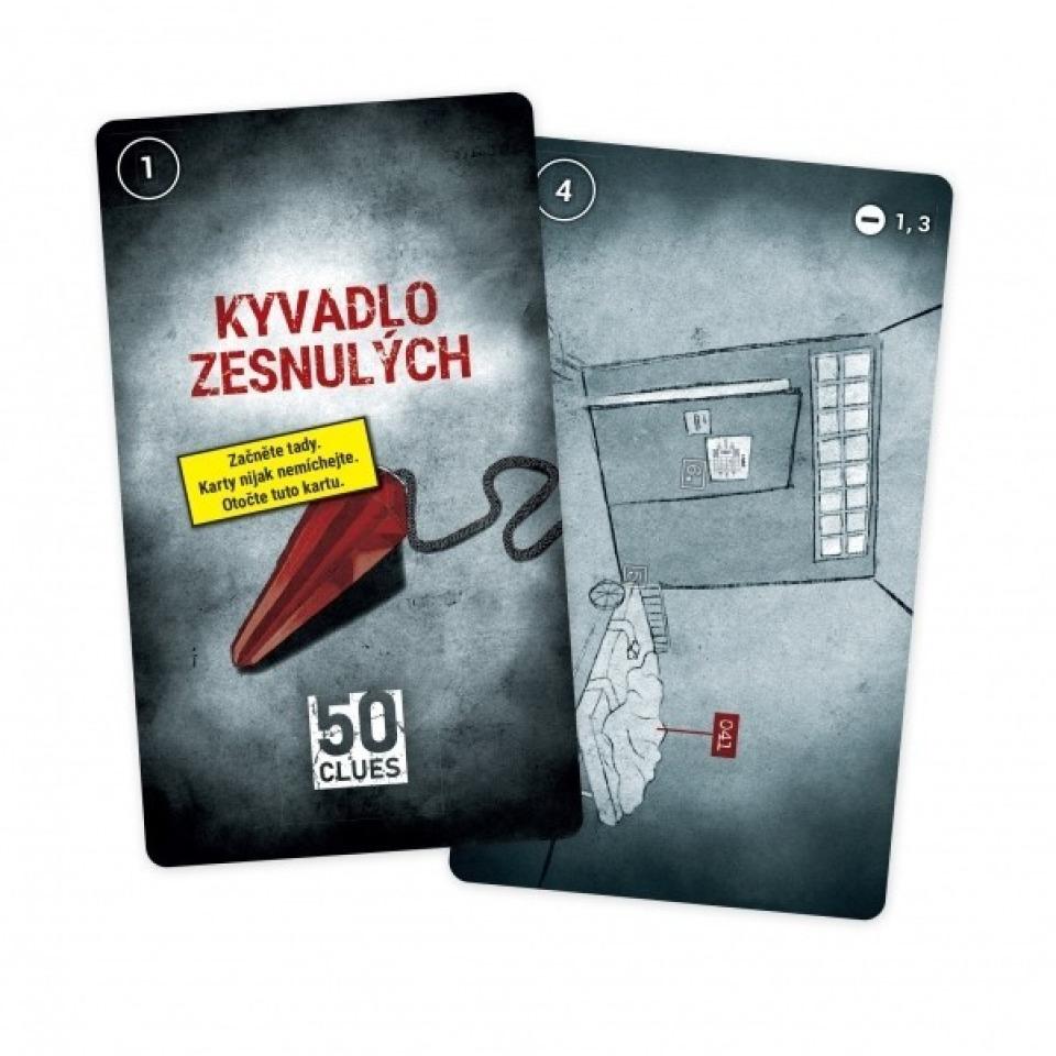 Obrázek 1 produktu Albi Mozkovna Detektivní únikovka Leopold - 1.díl Kyvadlo zesnulých