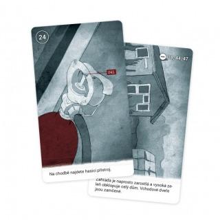 Obrázek 3 produktu Albi Mozkovna Detektivní únikovka Leopold - 1.díl Kyvadlo zesnulých