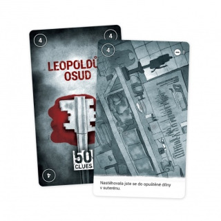Obrázek 3 produktu Albi Mozkovna Detektivní únikovka Leopold - 3.díl Leopoldův osud