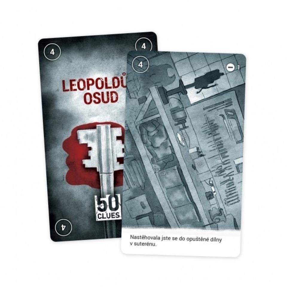 Obrázek 2 produktu Albi Mozkovna Detektivní únikovka Leopold - 3.díl Leopoldův osud