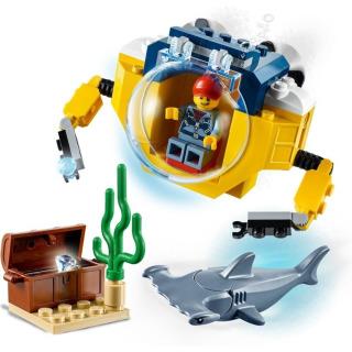 Obrázek 4 produktu LEGO CITY 60263 Oceánská mini ponorka