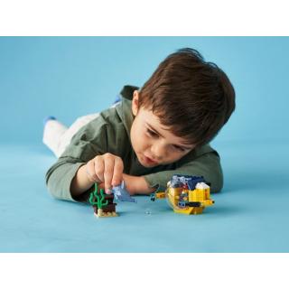 Obrázek 5 produktu LEGO CITY 60263 Oceánská mini ponorka