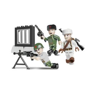 Obrázek 2 produktu Cobi 2032 SMALL ARMY – 3 figurky s doplňky Sovětská armáda
