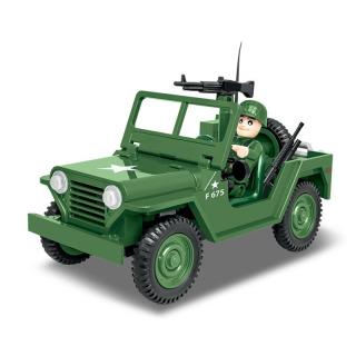 Obrázek 2 produktu Cobi 2230 Vietnam War Terénní automobil 151 A1 MUTT