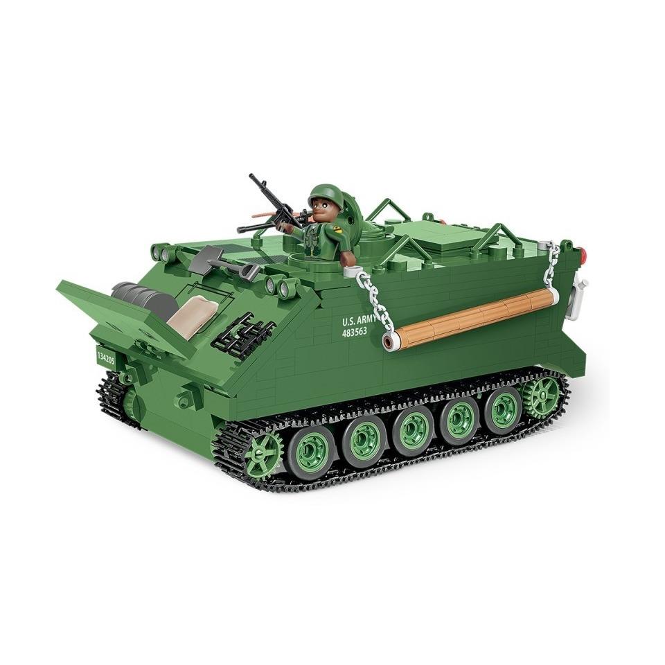 Obrázek 1 produktu Cobi 2236 Vietnam War Americký obrněný transportér M113