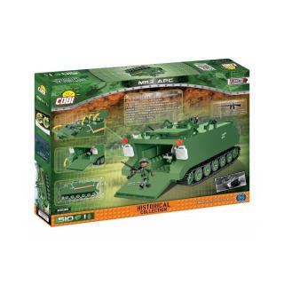 Obrázek 3 produktu Cobi 2236 Vietnam War Americký obrněný transportér M113