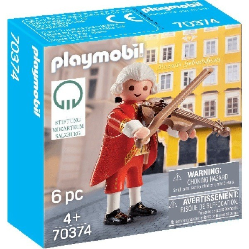 Obrázek 1 produktu Playmobil 70374 Mozart