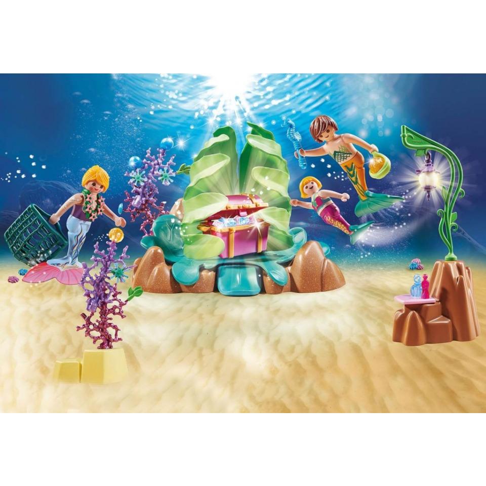 Obrázek 1 produktu Playmobil 70368 Korálový salon mořských panen