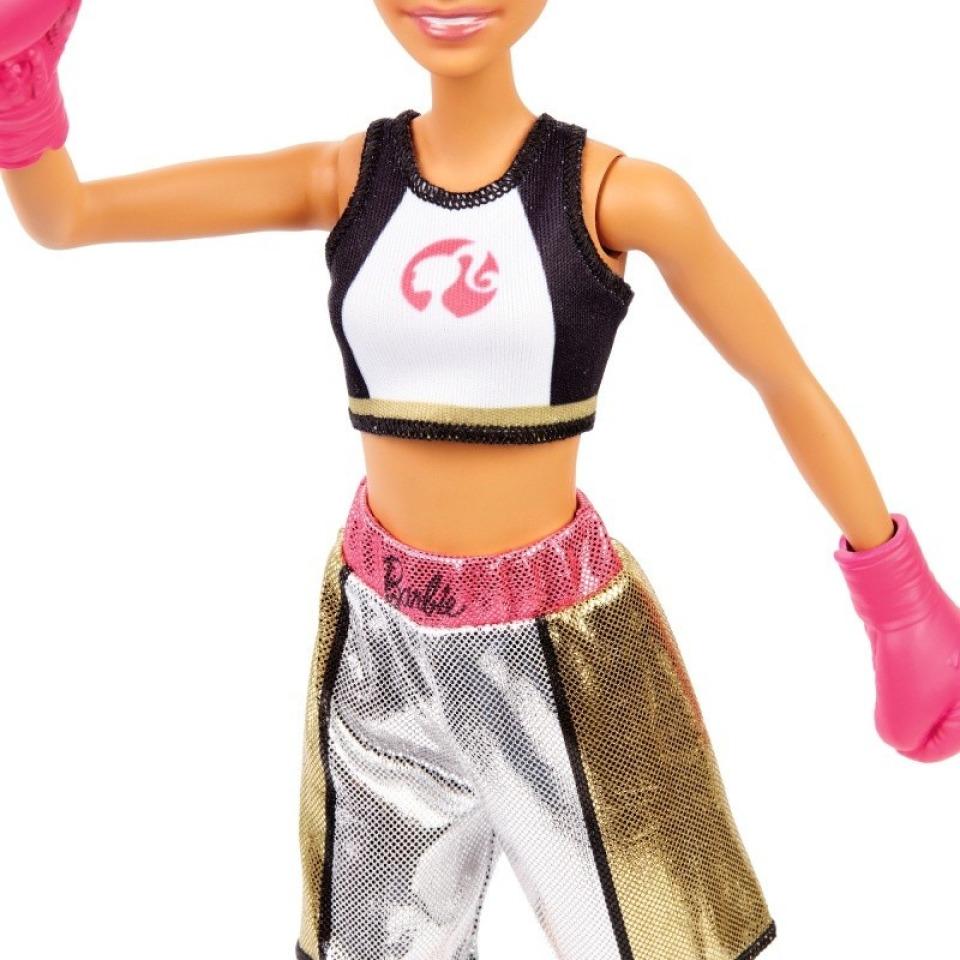 Obrázek 2 produktu Mattel Barbie Boxerka, GJL64