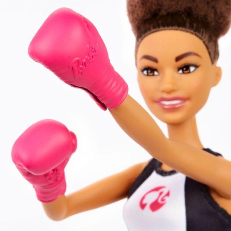 Obrázek 3 produktu Mattel Barbie Boxerka, GJL64