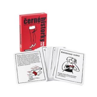 Obrázek 2 produktu Mindok Černé historky Zločin a sex, karetní hra