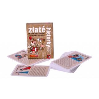Obrázek 2 produktu Mindok Zlaté historky, karetní hra