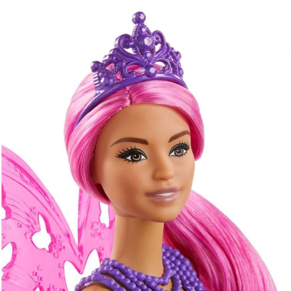 Obrázek 1 produktu Mattel Barbie Kouzelná víla Dreamtopia, GJJ99