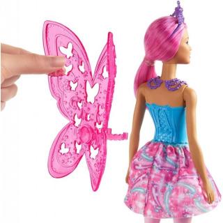 Obrázek 3 produktu Mattel Barbie Kouzelná víla Dreamtopia, GJJ99