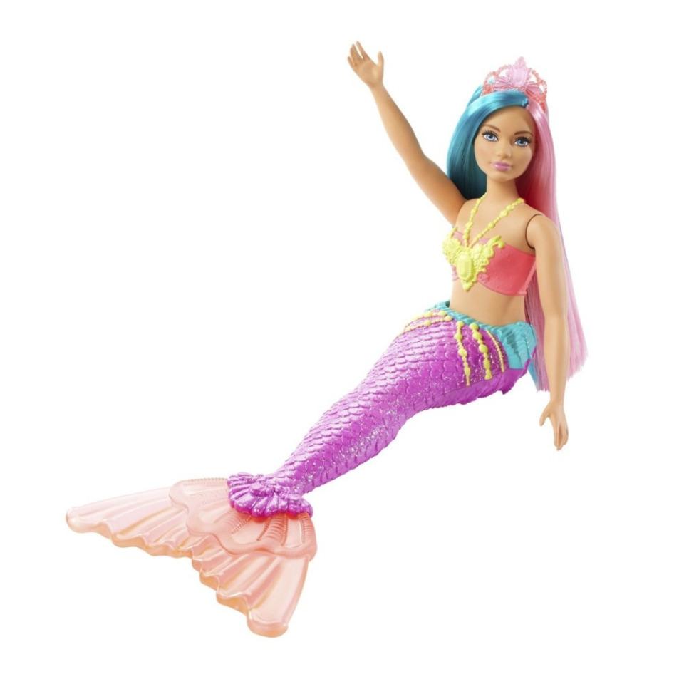 Obrázek 1 produktu Mattel Barbie Kouzelná mořská víla Dreamtopia, GJK11