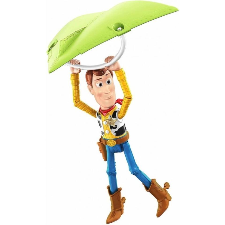 Obrázek 1 produktu Toy story 4 tematická figurka Woody, Mattel GJH47
