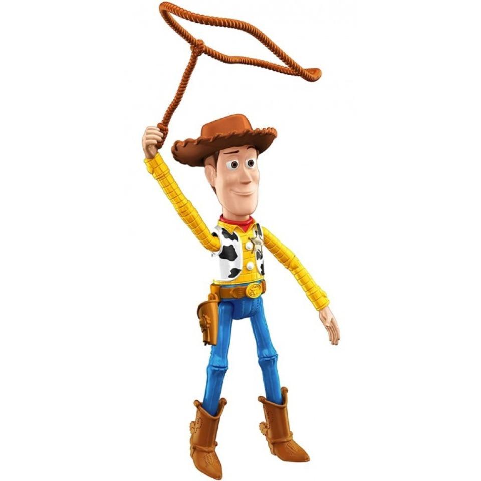 Obrázek 2 produktu Toy story 4 tematická figurka Woody, Mattel GJH47