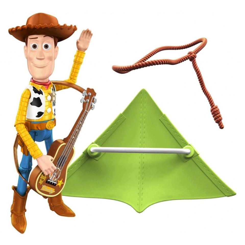 Obrázek 3 produktu Toy story 4 tematická figurka Woody, Mattel GJH47