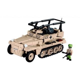 Obrázek 2 produktu Cobi 2526 SMALL ARMY – Sd.Kfz 250/3 (DAK)
