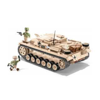 Obrázek 2 produktu Cobi 2529 SMALL ARMY – Sturmgeschütz III Ausf. D