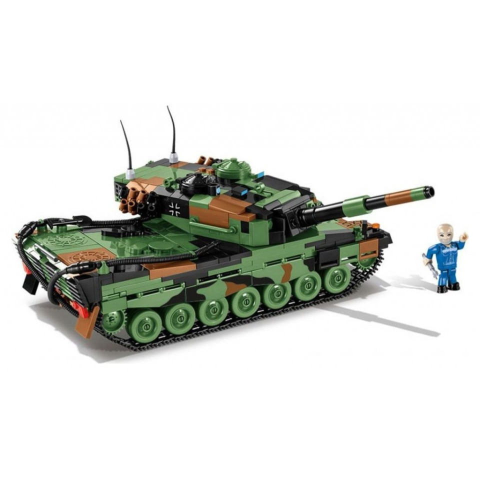 Obrázek 1 produktu Cobi 2618 SMALL ARMY – Leopard 2A4, 1 : 35