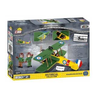 Obrázek 5 produktu Cobi 2977 Great War Avro 504K