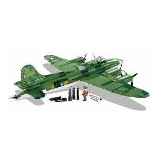 "Obrázek 2 produktu Cobi 5707 SMALL ARMY – II WW Boeing B-17F Flying Fortress ""Memphis Belle"", 1 : 48"