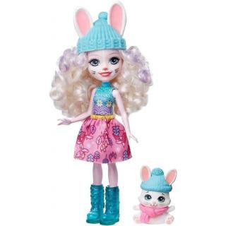 Obrázek 3 produktu ENCHANTIMALS Horská chata, Mattel GJX50