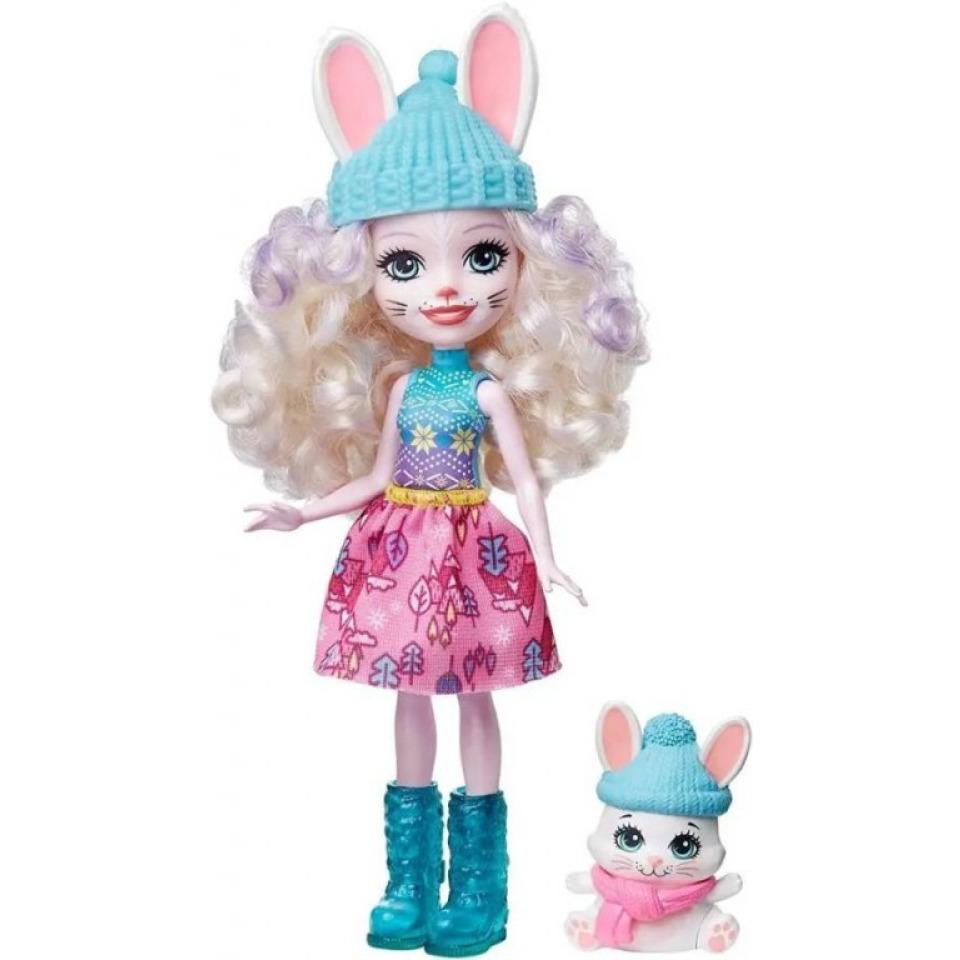 Obrázek 2 produktu ENCHANTIMALS Horská chata, Mattel GJX50