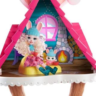 Obrázek 4 produktu ENCHANTIMALS Horská chata, Mattel GJX50