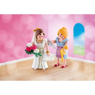Obrázek 2 produktu Playmobil 70275 Nevěsta a švadlena