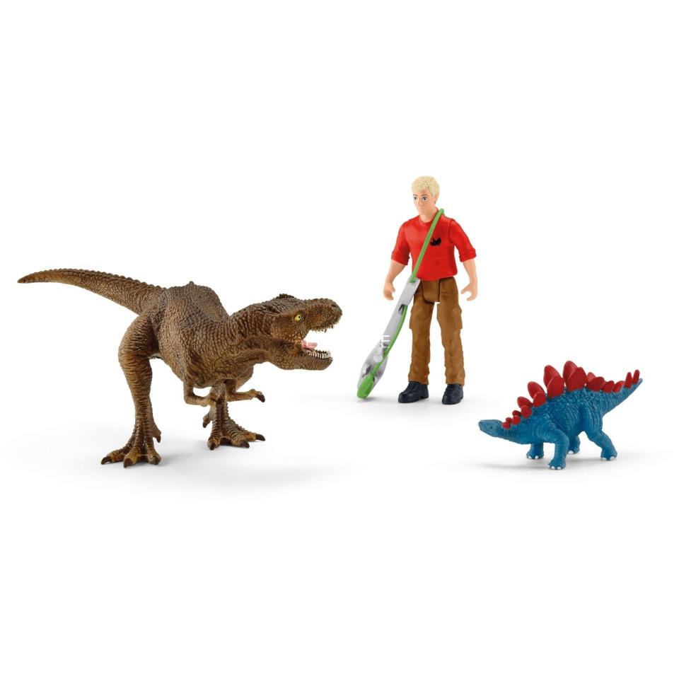 Obrázek 1 produktu Schleich 41465 Útok Tyranosaura Rexe