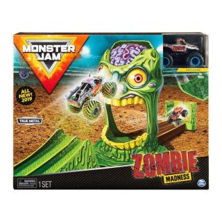 Obrázek 2 produktu Spin Master Monster Jam Zombie dráha