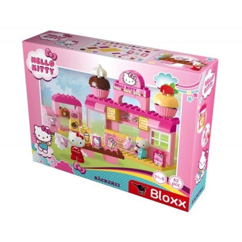 Obrázek 1 produktu PlayBIG Bloxx Hello Kitty pekárna