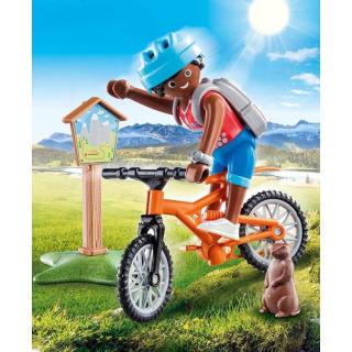 Obrázek 2 produktu Playmobil 70303 Cyklista na horské túře