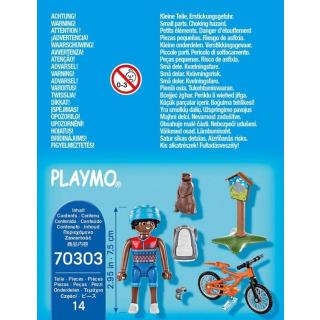Obrázek 3 produktu Playmobil 70303 Cyklista na horské túře
