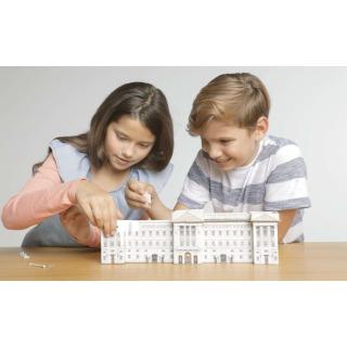 Obrázek 3 produktu Ravensburger 12529 Puzzle 3D Buckinghamský palác Noční Edice, 216 dílků