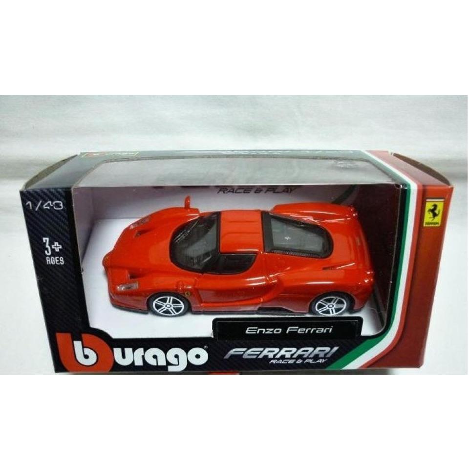 Obrázek 1 produktu Bburago FERRARI Race&Play Enzo Ferrari 1:43