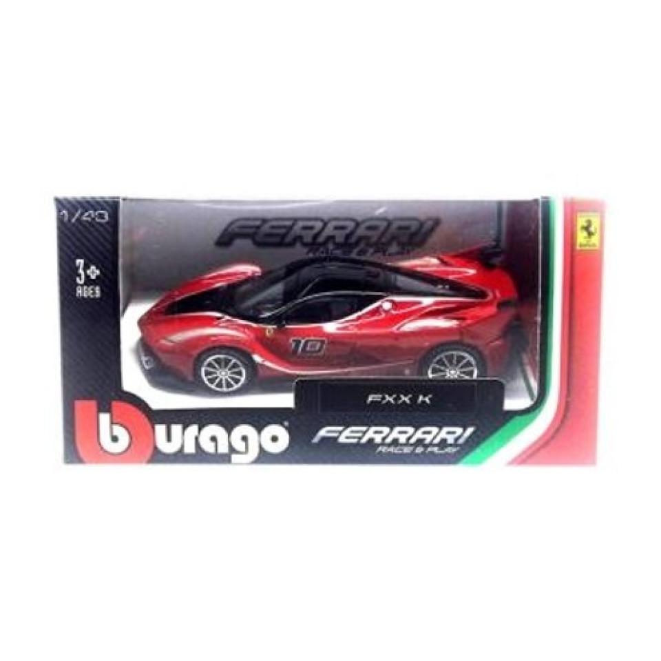 Obrázek 1 produktu Bburago FERRARI Race&Play FXX K 1:43