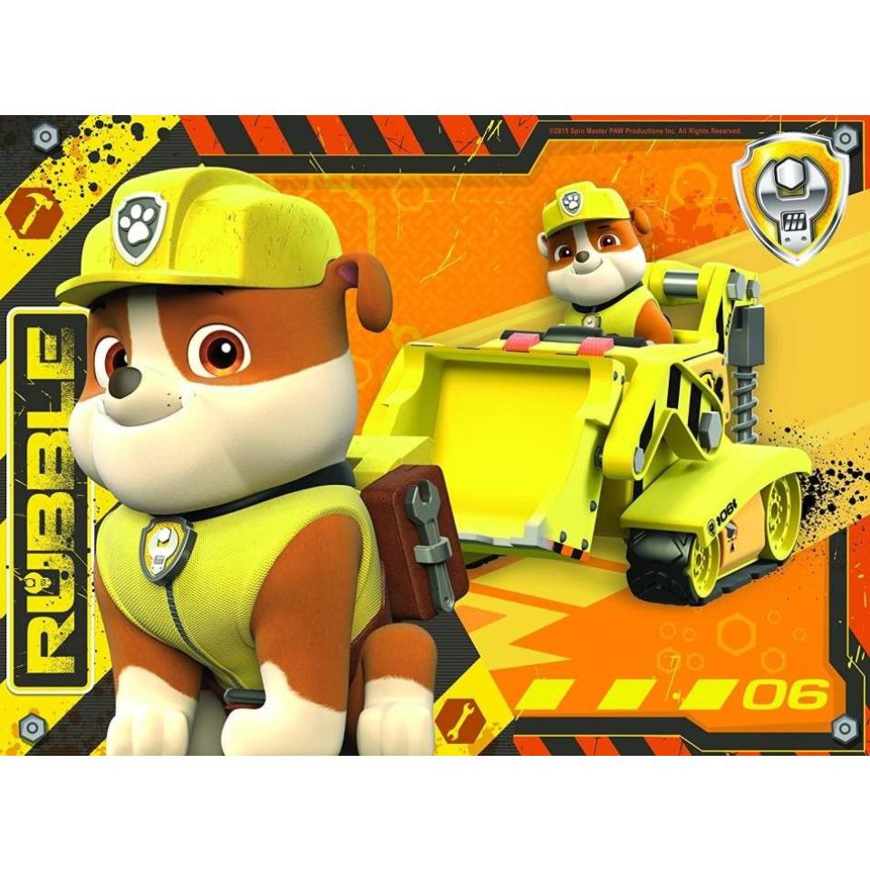 Obrázek 2 produktu Ravensburger 07033 Puzzle Tlapková Patrola 4 in a box